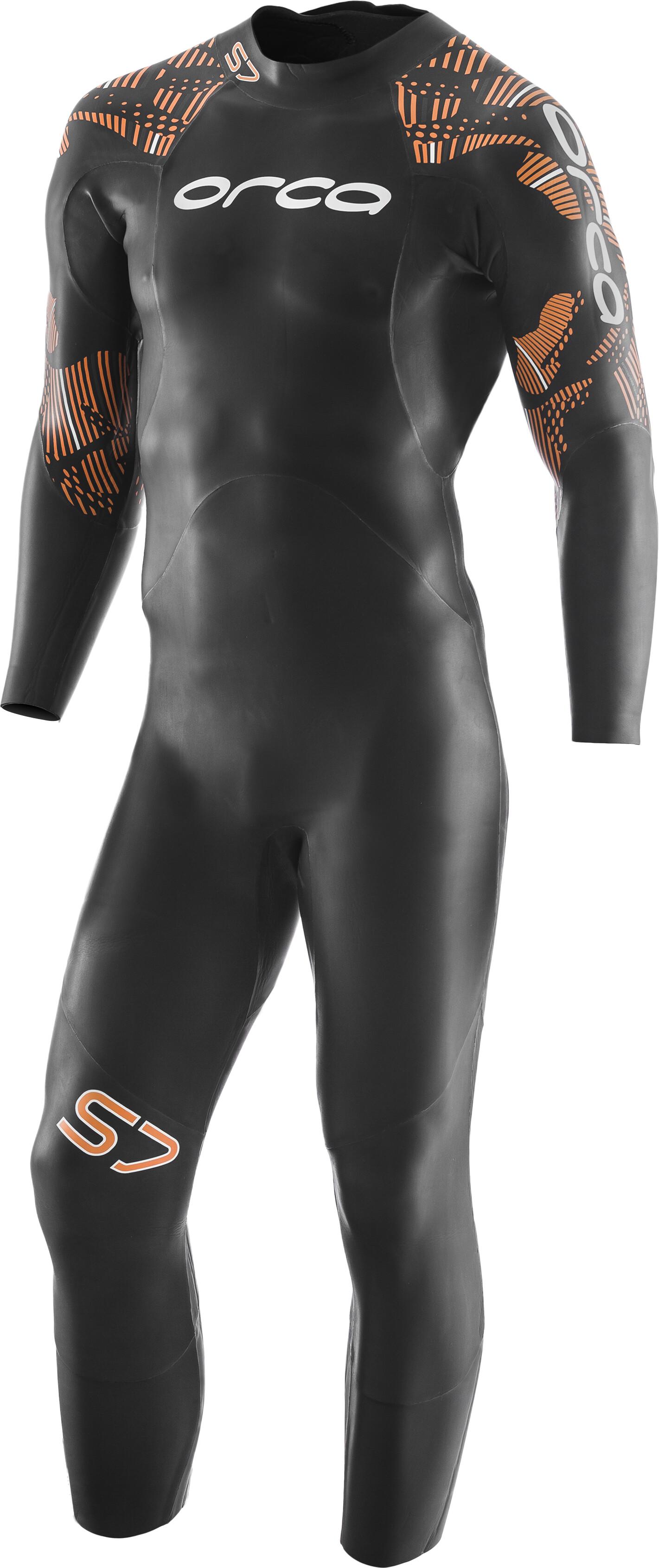 3e201b74e6fa67 ORCA S7 Pianka Mężczyźni, black | Sklep Bikester.pl
